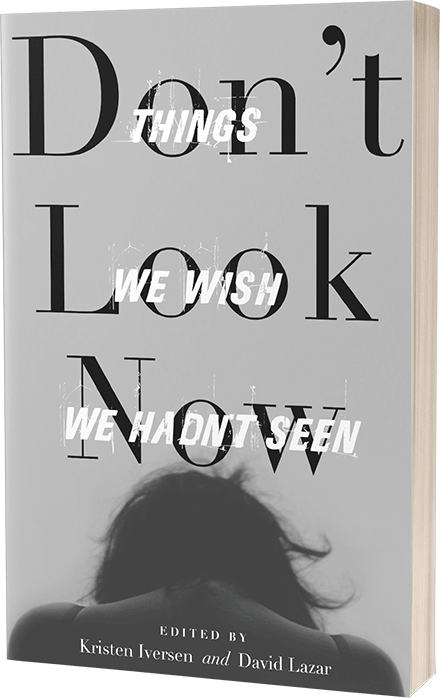 Dont look now paperback